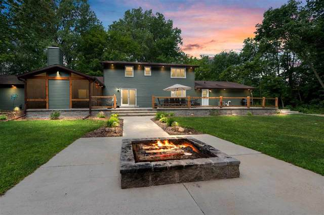 N6170 Hwy 45, New London, WI 54961 (#50245513) :: Todd Wiese Homeselling System, Inc.