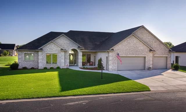 457 Peterlynn Drive, Wrightstown, WI 54180 (#50245998) :: Carolyn Stark Real Estate Team