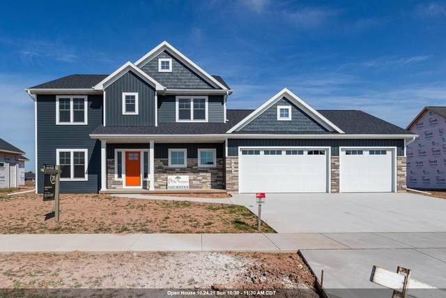 N9349 Dusty Drive, Appleton, WI 54915 (#50248518) :: Todd Wiese Homeselling System, Inc.