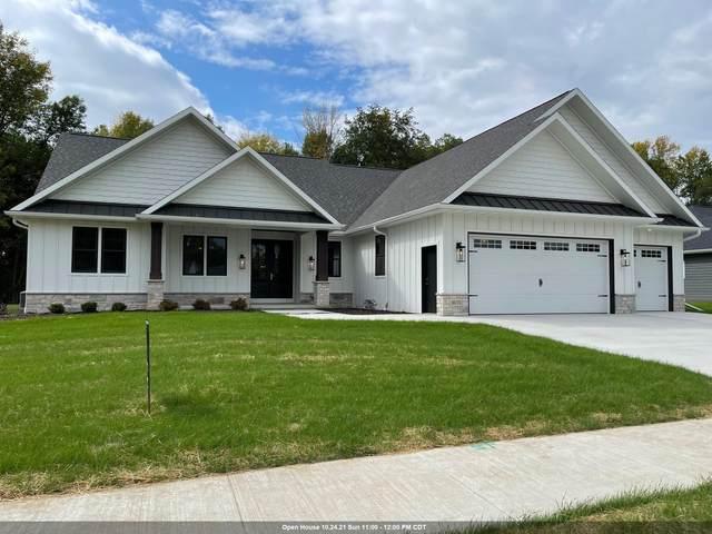 3675 Stockbury Street, Green Bay, WI 54313 (#50248687) :: Todd Wiese Homeselling System, Inc.