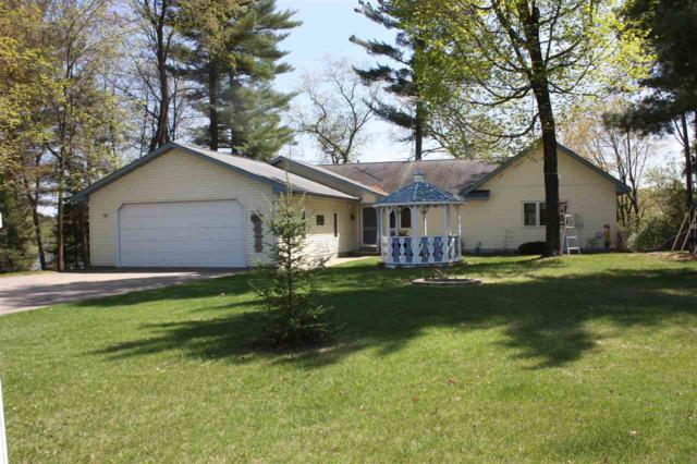 W8091 Long Lake Drive, Clintonville, WI 54929 (#50180532) :: Todd Wiese Homeselling System, Inc.