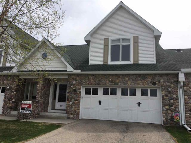 477 Golf Hill Court, Green Lake, WI 54941 (#50180841) :: Todd Wiese Homeselling System, Inc.