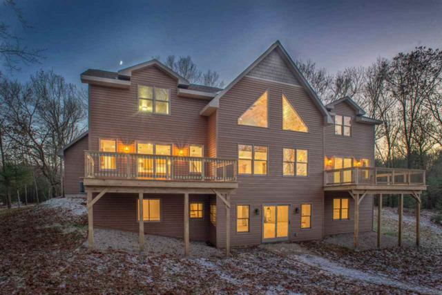 W5650 Hiwela Drive, Wild Rose, WI 54984 (#50187860) :: Todd Wiese Homeselling System, Inc.