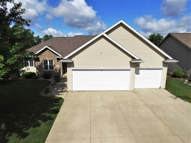 1318 Fieldview Drive, Menasha, WI 54952 (#50188445) :: Symes Realty, LLC