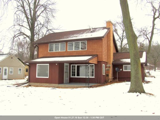 N6521 Harrison Road, Hilbert, WI 54129 (#50192266) :: Dallaire Realty