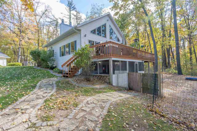 N1043 Pines Road, Fremont, WI 54940 (#50193808) :: Dallaire Realty