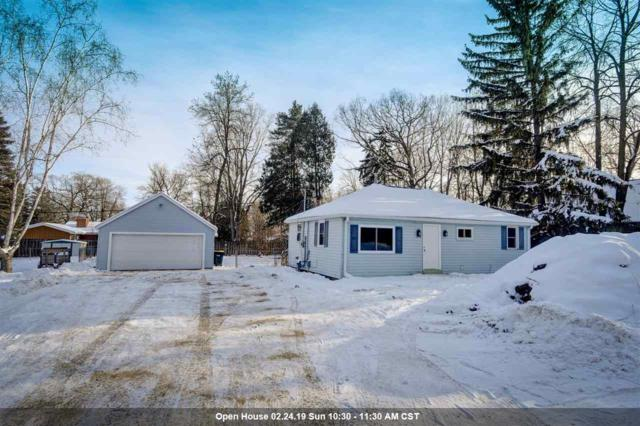2589 Hwy Jj, Neenah, WI 54956 (#50197119) :: Dallaire Realty