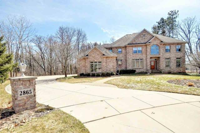 2865 Shelter Creek Court, Green Bay, WI 54313 (#50198363) :: Dallaire Realty