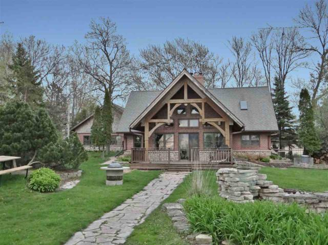N9732 Highland Park Road, Malone, WI 53049 (#50198872) :: Dallaire Realty