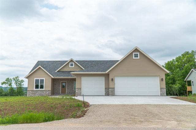 1021 Mill Pond Circle, Weyauwega, WI 54983 (#50204289) :: Dallaire Realty