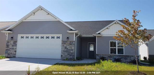 4769 N Cherryvale Avenue, Appleton, WI 51913 (#50209593) :: Dallaire Realty