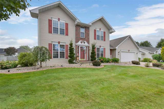 1291 Carmen Court, De Pere, WI 54115 (#50210502) :: Todd Wiese Homeselling System, Inc.