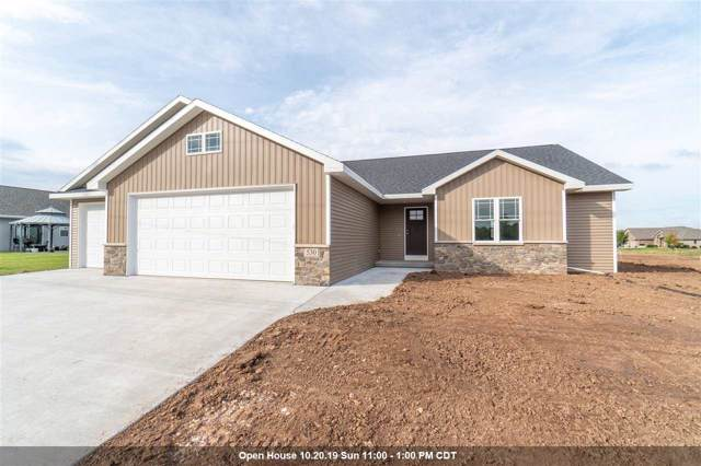 530 Emons Road, Appleton, WI 54915 (#50211693) :: Dallaire Realty
