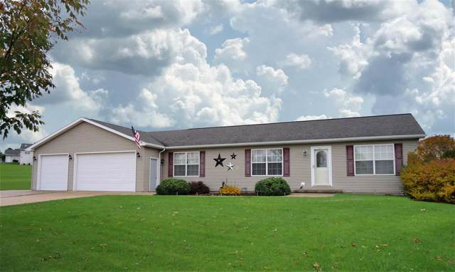 2170 Gadwall Lane, Green Bay, WI 54311 (#50213099) :: Todd Wiese Homeselling System, Inc.