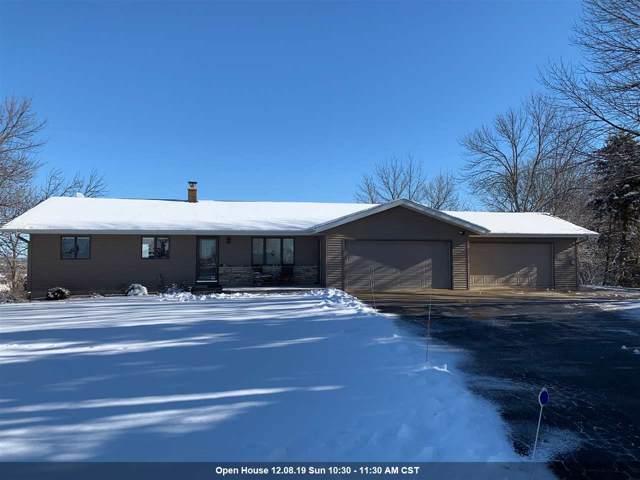 N5419 Buena Vista Drive, Fond Du Lac, WI 54937 (#50213308) :: Symes Realty, LLC