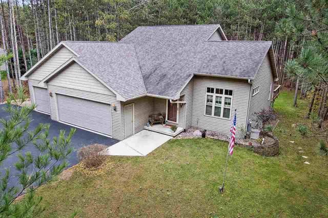 586 Hogan Trail, Sobieski, WI 54171 (#50213420) :: Todd Wiese Homeselling System, Inc.