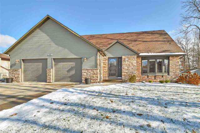 2886 Sleepy Hollow Drive, Green Bay, WI 54311 (#50214005) :: Todd Wiese Homeselling System, Inc.