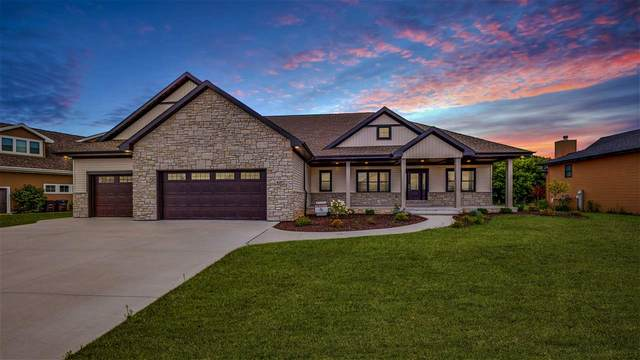 435 Woodfield Prairie Way, Hobart, WI 54155 (#50226901) :: Dallaire Realty