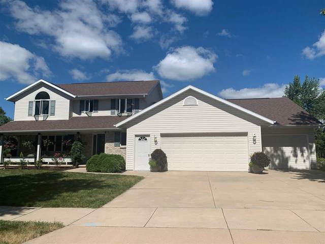 410 E Carrington Lane, Appleton, WI 54913 (#50227100) :: Symes Realty, LLC
