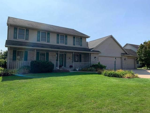 1525 Temple More Lane, Green Bay, WI 54313 (#50228787) :: Symes Realty, LLC
