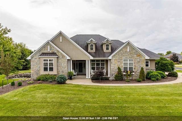 2058 Crest Court, Oshkosh, WI 54904 (#50228802) :: Ben Bartolazzi Real Estate Inc
