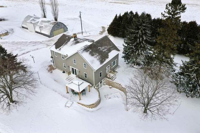 5540 S Hwy T, Denmark, WI 54208 (#50229519) :: Todd Wiese Homeselling System, Inc.