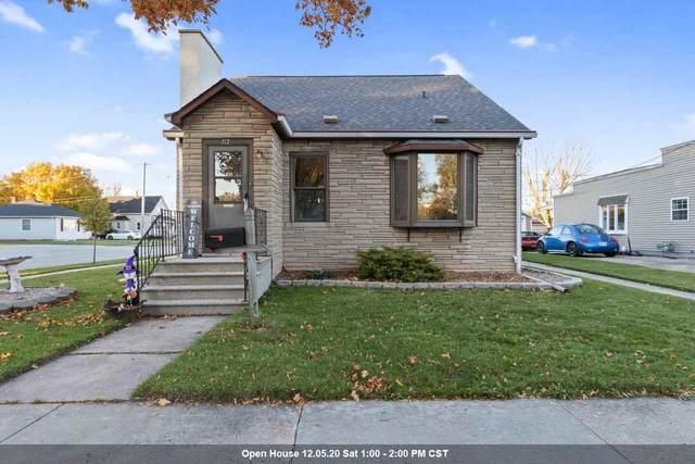 712 E Kimberly Avenue, Kimberly, WI 54136 (#50231917) :: Dallaire Realty