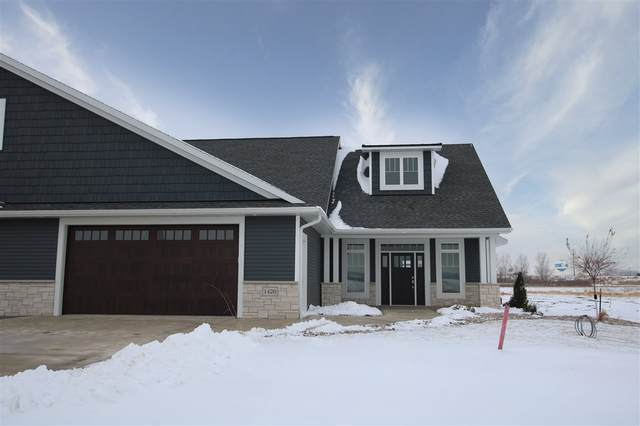 1420 Lighthouse Village Road, Fond Du Lac, WI 54935 (#50232832) :: Ben Bartolazzi Real Estate Inc