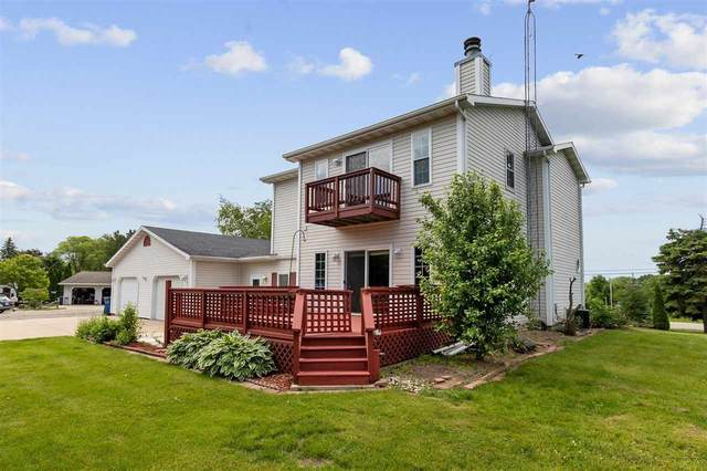 6385 S Black Wolf Point Lane, Oshkosh, WI 54902 (#50240771) :: Carolyn Stark Real Estate Team