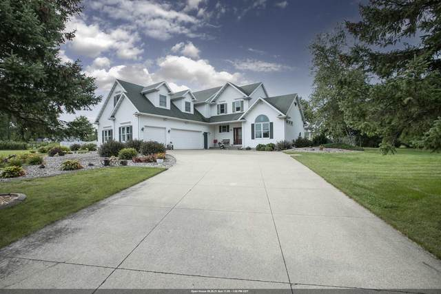 N1070 Spring Valley Drive, Hortonville, WI 54944 (#50246812) :: Town & Country Real Estate
