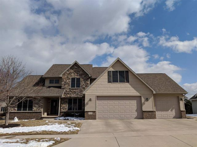 5420 N Summerland Drive, Appleton, WI 54913 (#50179081) :: Dallaire Realty