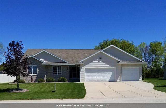 3760 Shore Crest Trail, Green Bay, WI 54311 (#50182180) :: Todd Wiese Homeselling System, Inc.
