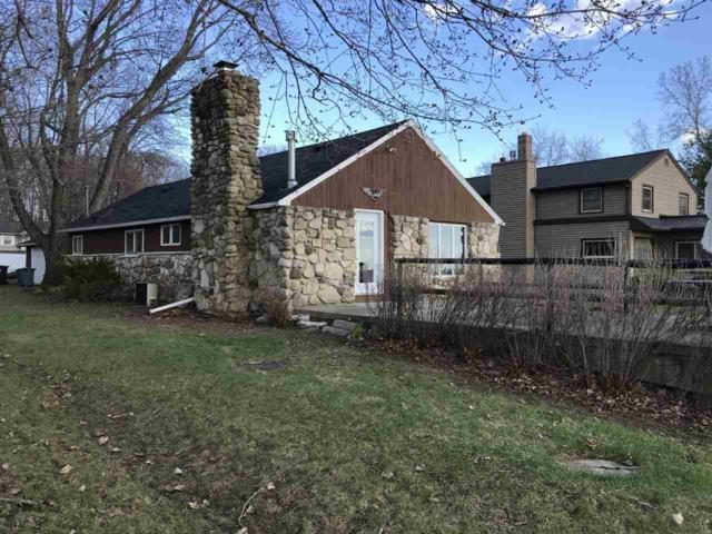 N5801 Rockland Beach Road, Hilbert, WI 54129 (#50201878) :: Dallaire Realty