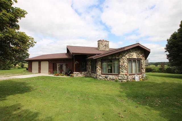 W5399 Hwy B, Fond Du Lac, WI 54937 (#50209852) :: Todd Wiese Homeselling System, Inc.