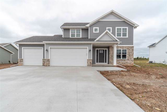 W6844 Design Drive, Greenville, WI 54942 (#50212002) :: Symes Realty, LLC