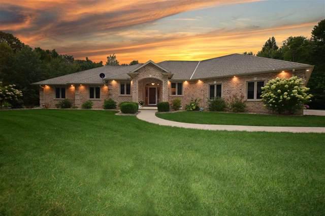 4184 Highview Circle, Pulaski, WI 54162 (#50212167) :: Symes Realty, LLC