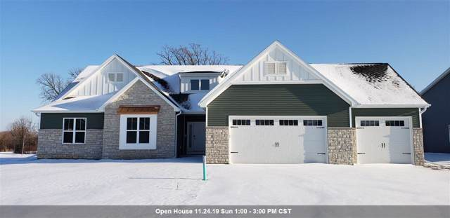 1943 Big Bend Drive, Neenah, WI 54956 (#50212738) :: Dallaire Realty