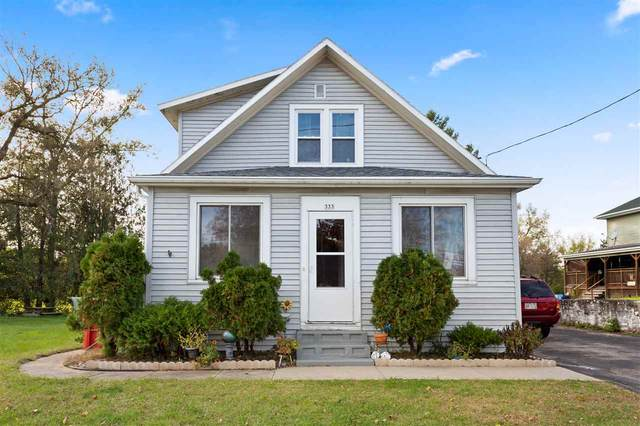 333 N Bridge Street, Manawa, WI 54949 (#50212997) :: Todd Wiese Homeselling System, Inc.