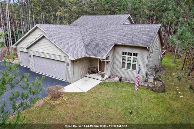 586 Hogan Trail, Sobieski, WI 54171 (#50213420) :: Symes Realty, LLC