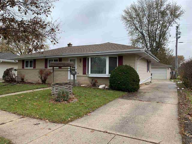 367 Wilson Avenue, Fond Du Lac, WI 54935 (#50214481) :: Todd Wiese Homeselling System, Inc.