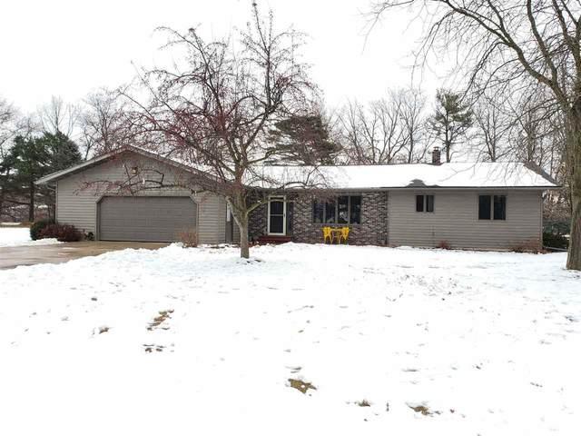 N6331 Pond Street, Manawa, WI 54949 (#50214971) :: Symes Realty, LLC