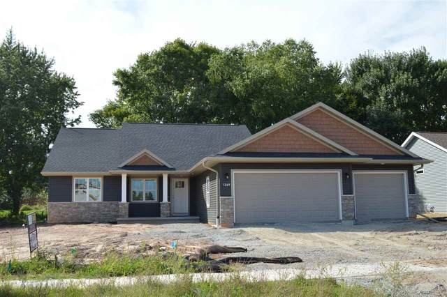 1269 Clementine Road, Green Bay, WI 54313 (#50215678) :: Todd Wiese Homeselling System, Inc.