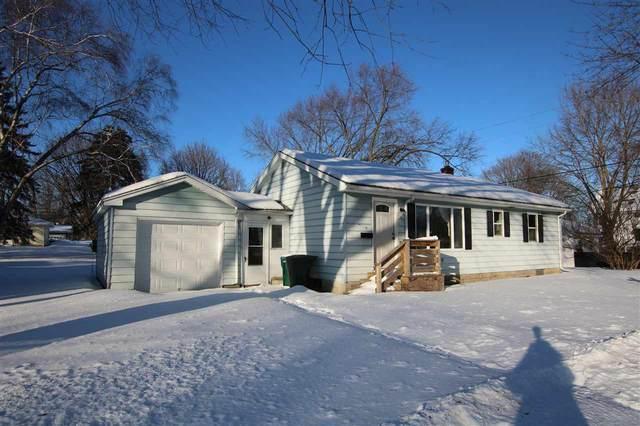 16 Wa Wa Street, Ripon, WI 54971 (#50215750) :: Todd Wiese Homeselling System, Inc.