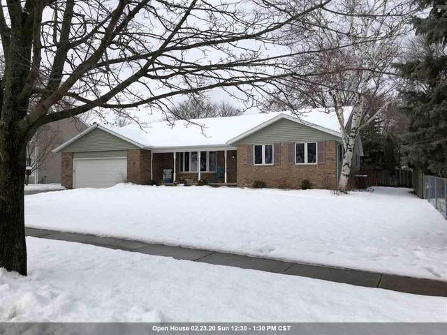 210 Nob Hill Lane, De Pere, WI 54115 (#50215751) :: Todd Wiese Homeselling System, Inc.