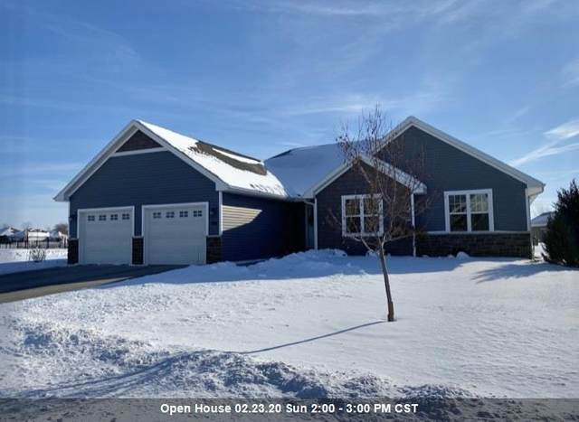 891 Lotus Trail, Menasha, WI 54952 (#50215853) :: Dallaire Realty