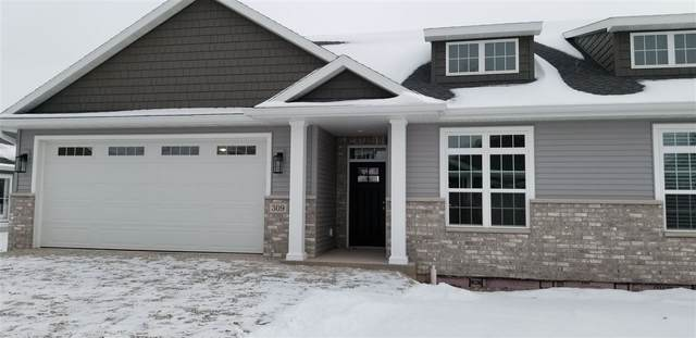 309 Smithfield Drive, Kimberly, WI 54136 (#50216138) :: Todd Wiese Homeselling System, Inc.