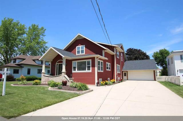 620 Highland Avenue, Brownsville, WI 53006 (#50221146) :: Todd Wiese Homeselling System, Inc.