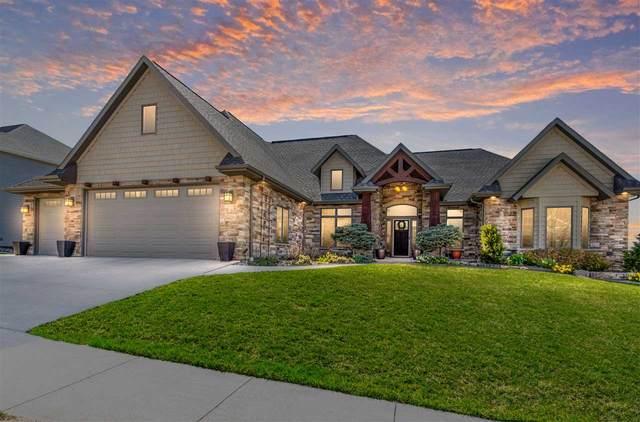 5525 N Summerland Drive, Appleton, WI 54913 (#50221254) :: Symes Realty, LLC