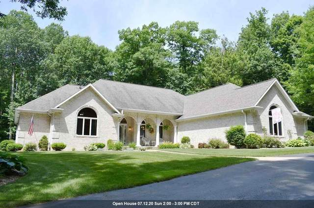 696 Springbrook Drive, Hobart, WI 54155 (#50221940) :: Todd Wiese Homeselling System, Inc.