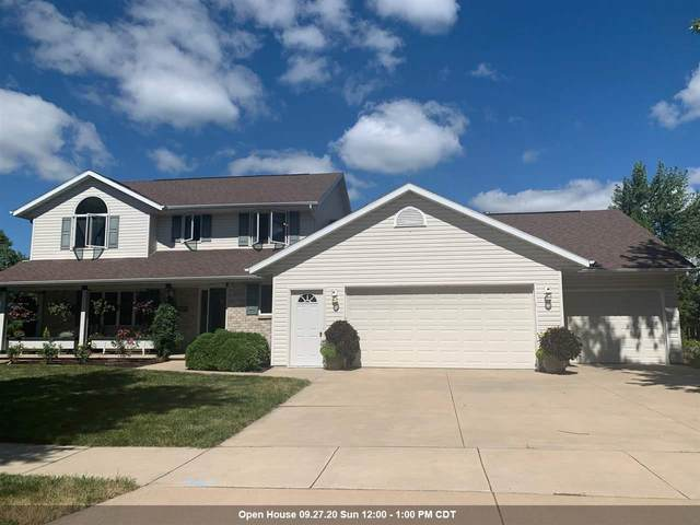 410 E Carrington Lane, Appleton, WI 54913 (#50227100) :: Carolyn Stark Real Estate Team
